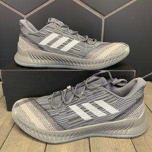Adidas Harden B/E 2 Grey White Basketball Shoes